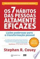 """Capa do livro """"Os 7 hábitos de pessoas altamente eficazes"""""""
