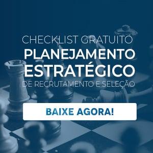 """Imagem do material """"Planejamento Estratégico de Recrutamento e Seleção"""", sobre os 26 melhores materiais para RH"""