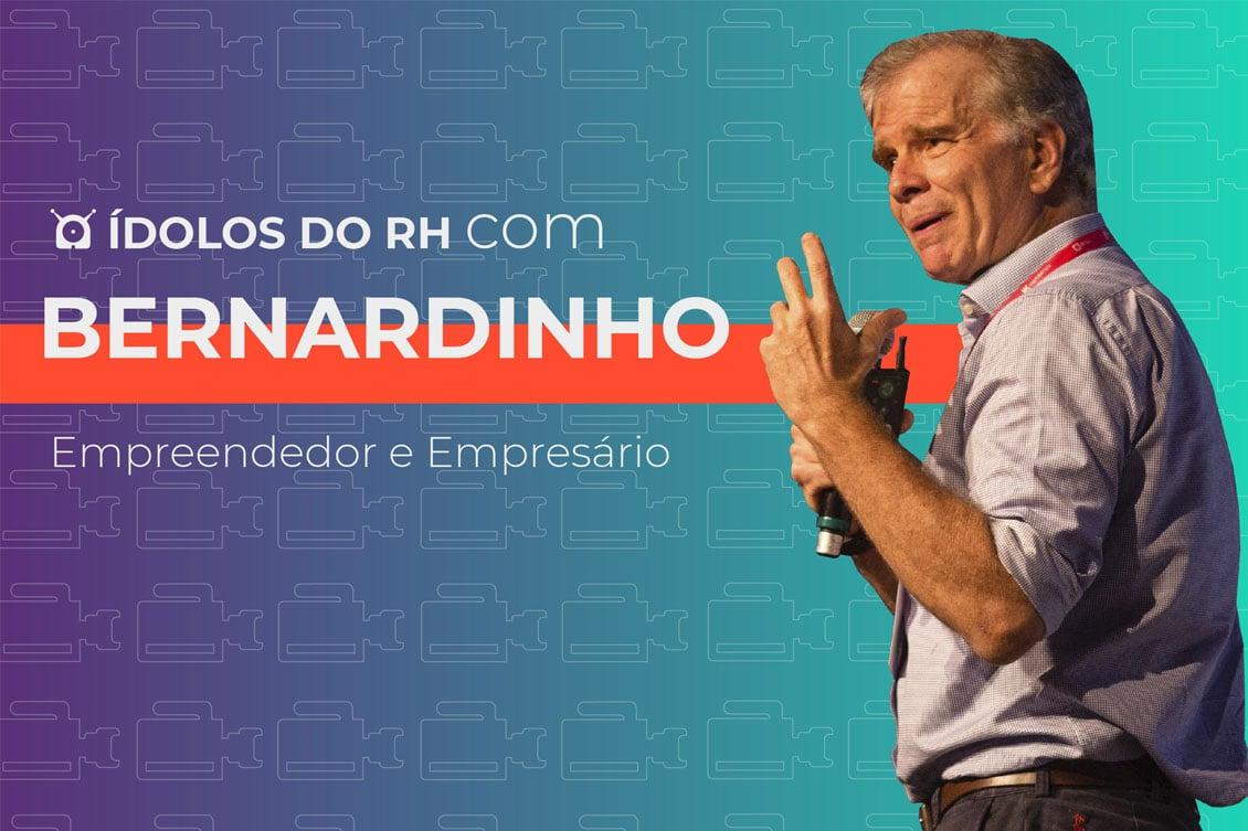 imagem de Bernardinho no ídolos do RH