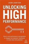 """Capa do Livro """"Destravando a alta performance"""" sobre o futuro do RH"""