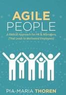 Capa do livro bom agile people, sobre livros de gestão de pessoas