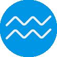 Imagem do signo de aquário, representando o recrutamento por signo
