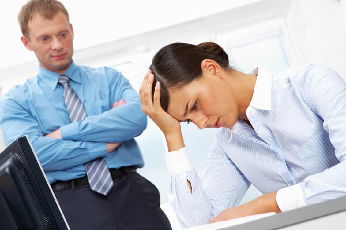 Como lidar com o problema de assédio moral no trabalho