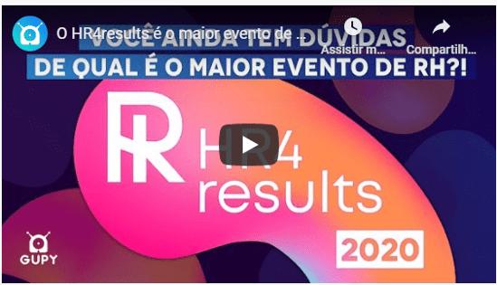 Clique para ver o vídeo do HR4results