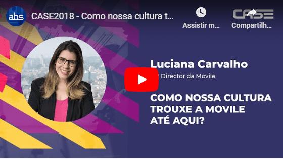 Clique para ver o vídeo da Luciana Carvalho