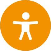 ícone de um desenho representando o big 5 e o conceito de originalidade