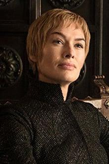 Imagem da personagem cersei Lannister, da série game of thrones