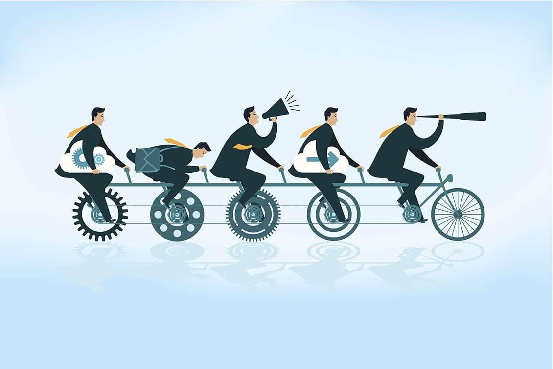 Como montar uma equipe de sucesso em 5 passos