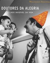 Capa do livro Doutores da alegria, representando a lista de livros de palestrantes do HR4results