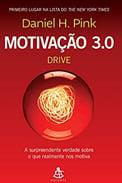 Imagem da capa do livro motivação 3.0- drive