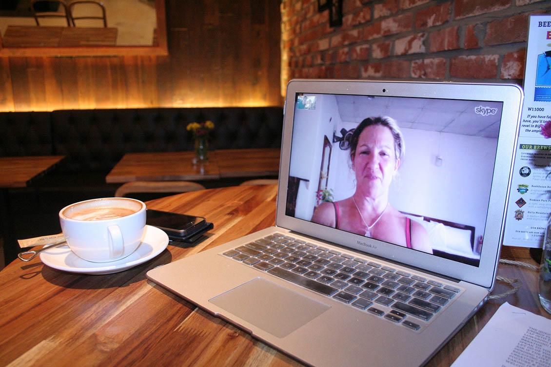 Sua empresa está preparada para realizar entrevista por Skype?