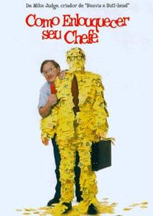Cartaz do filme como enlouquecer seu chefe, sobre o tema gestao de pessoas