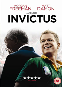 Cartaz do filme invictus, sobre o tema gestao de pessoas