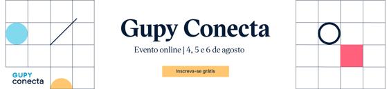 Imagem do banner do Gupy Conecta
