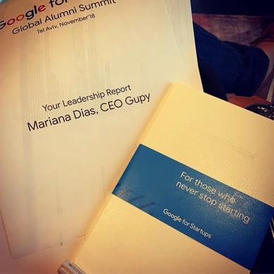 Imagem sobre Global Alumni Summit e a Gupy em Israel