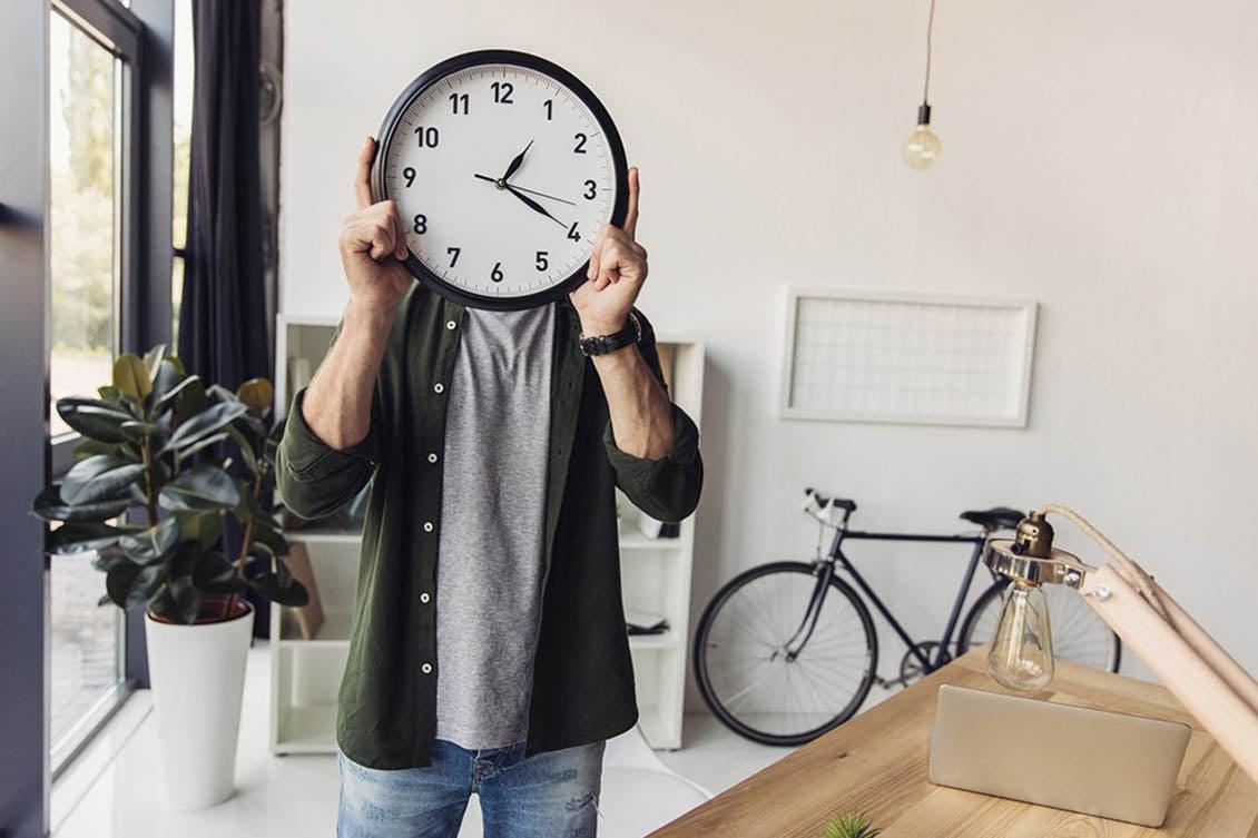 É possível manter a produtividade com horários flexíveis?
