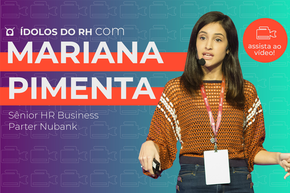 Imagem de Mariana Pimenta, entrevistada do ídolos do RH