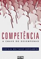 Imagem da capa do livro Competencia a chave para o desempenho representando livros para rh