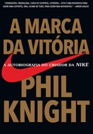 imagem da capa do livro a marca da vitoria representando livros para rh