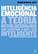 Imagem da capa do livro Inteligência Emocional representando livros para rh