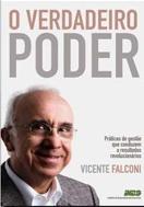 Imagem da capa do livro O Verdadeiro Poder representando livros para rh