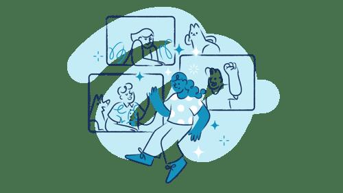 Ilustração capa