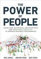 Imagem da capa do livro The Power of People representando livros para rh