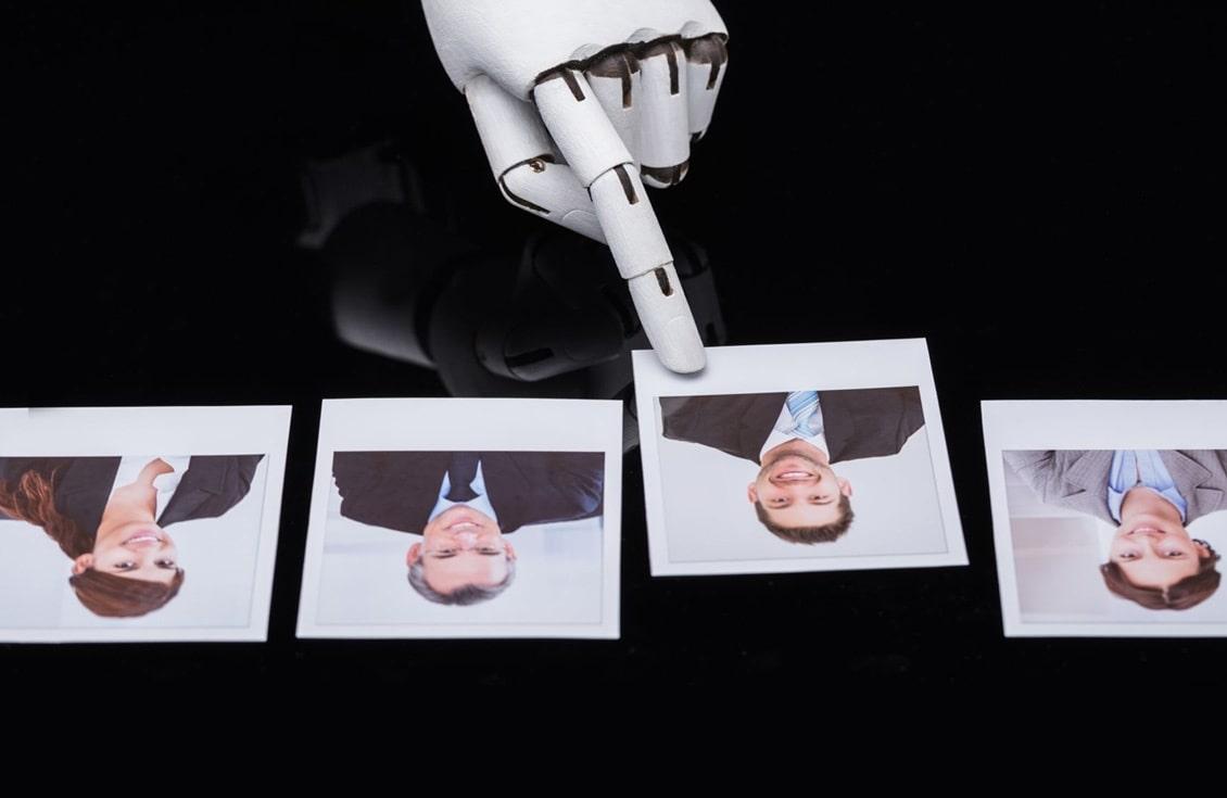 Imagem representando a inteligência artificial no recrutamento e seleção