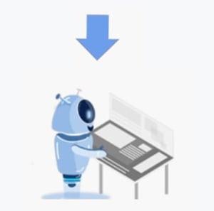 Imagem de recrutamento e seleção gupy, representando Como a Inteligência Artificial revolucionou o recrutamento e seleção