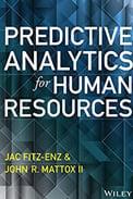 """Capa do Livro """"Análise Preditiva para Recursos Humanos"""" sobre o futuro do RH"""