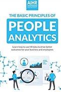 Imagem da capa do Livro People Analytics