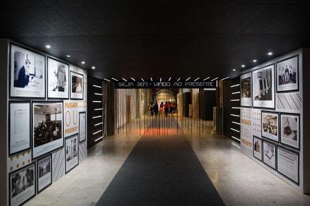Imagem do Museu do RH no evento do HR4results