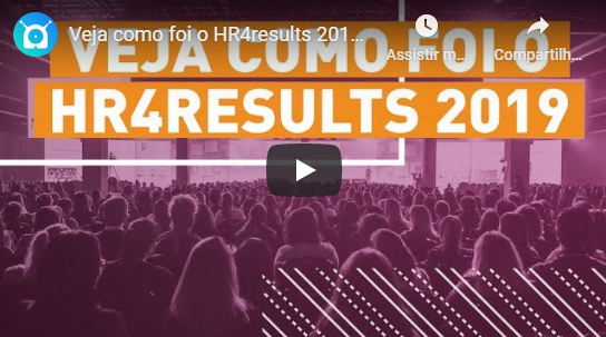 Vídeo sobre o HR4results 2019