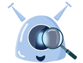 Imagem da mascote da gaia representando a avaliação de desempenho