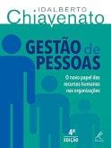 Imagem da capa do livro gestão de pessoas, de idalberto chiavenato, sobre avaliação de desempenho