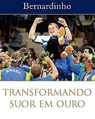 Capa do livro transformando suor em ouro, representando a lista de livros de palestrantes do HR4results