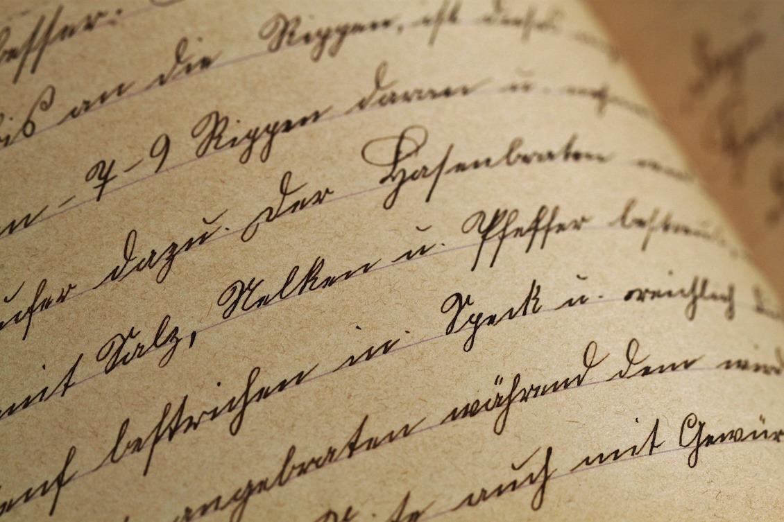 handwriting-1362879_1920
