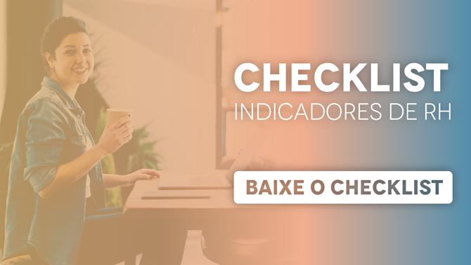 Material Checklist Indicadores de RH