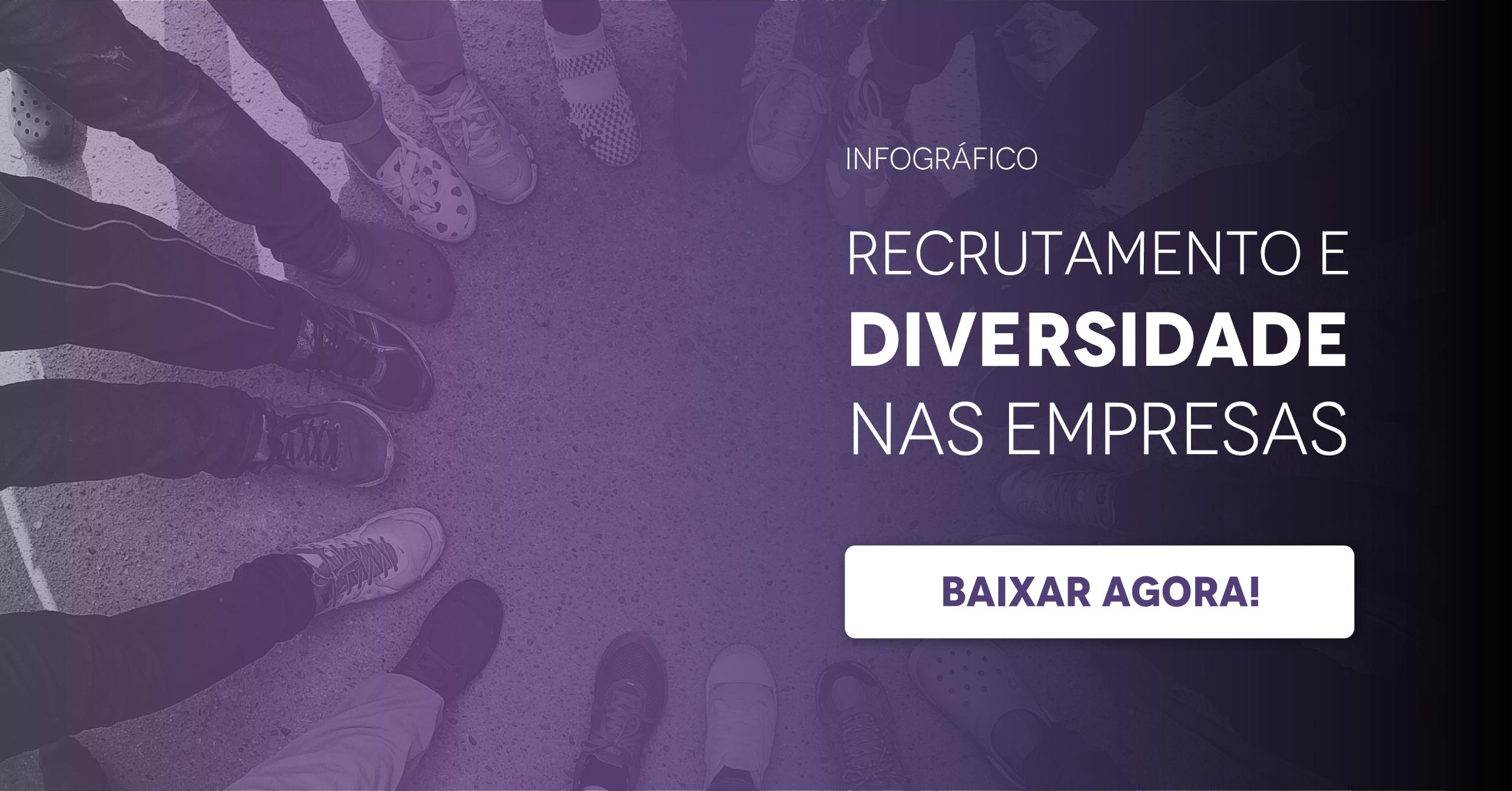Material Recrutamento e diversidade nas empresas