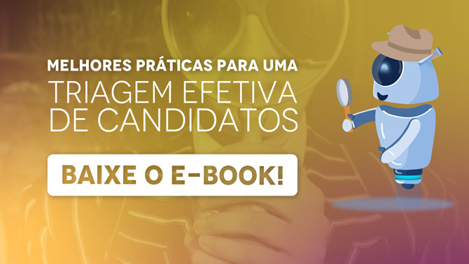 Material E-book Triagem dos candidatos